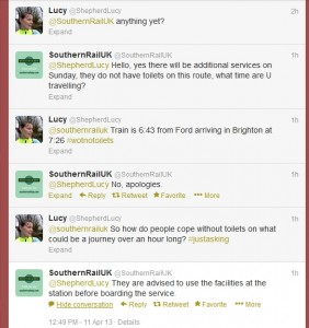 twittersouthernrail