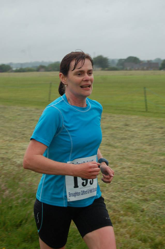 Great Chalfield 10K 2013 Finish