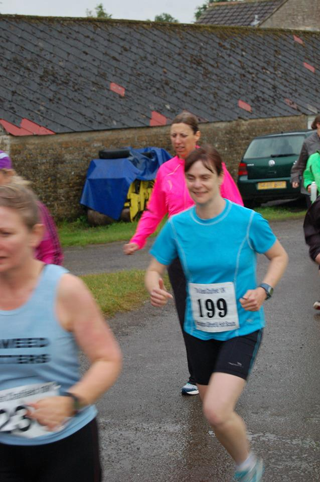 Great Chalfield 10K 2013 Start