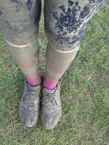 """Keep those expensive socks clean"" was the last thing Mr B&T said as I left the house"