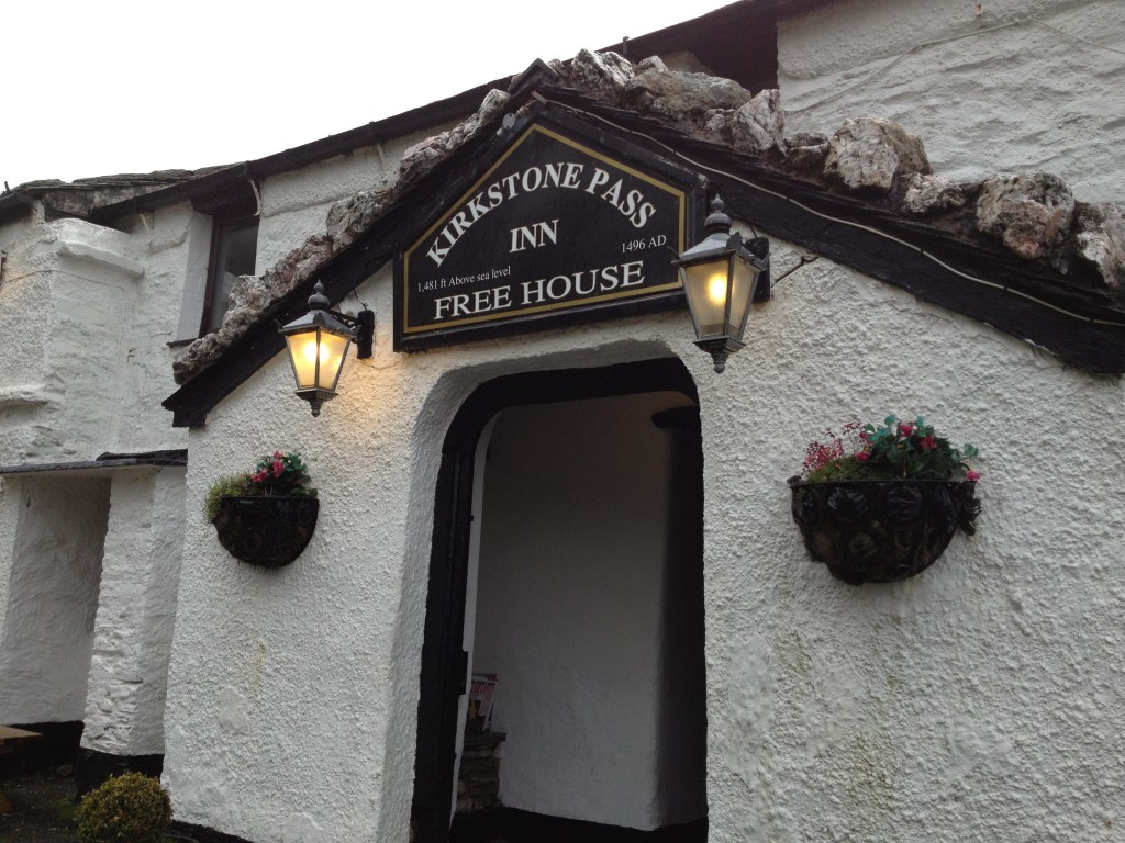 Kirkstone Pass Inn